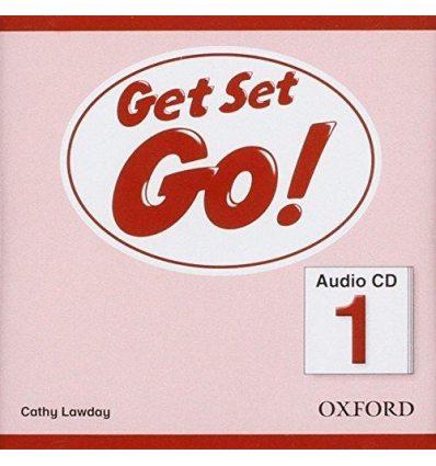 Get Set Go! 1: Class Audio CD