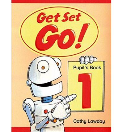 Get Set Go! 1: Pupil's Book