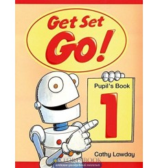 Get Set Go! 1: Pupil's Book