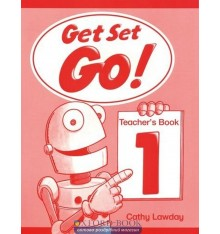 Книга для учителя Get Set Go ! 1 teachers book ISBN 9780194350525