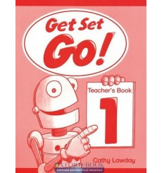 Get Set Go! 1: Teacher's Book