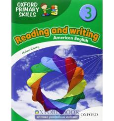 Oxford Primary Skills Reading and Writing (American English) 3 9780194002776 купить Киев Украина