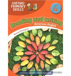 Oxford Primary Skills Reading and Writing (American English) 4 9780194002783 купить Киев Украина