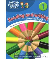 Oxford Primary Skills Reading and Writing (American English) 1 9780194002752 купить Киев Украина