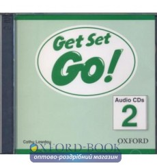 Get Set Go! 2: Class Audio CDs (2)