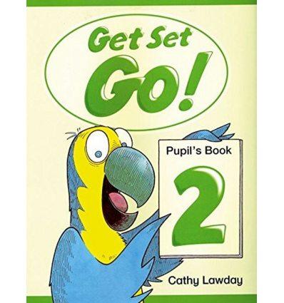 Get Set Go! 2: Pupil's Book