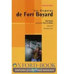 Atelier de lecture A2 Les disparus de Fort Boyard + CD audio