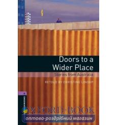 Oxford Bookworms Library 3rd Edition 4 Doors to a Wider Place. Stories from Australia + Audio CD 9780194792806 купить Киев Ук...