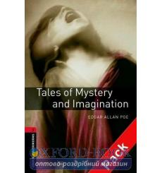 Oxford Bookworms Library 3rd Edition 3 Tales of Mystery and Imagination + Audio CD 9780194793148 купить Киев Украина