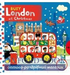 Книга Busy London at Christmas Billet, Marion 9781509851515 купить Киев Украина