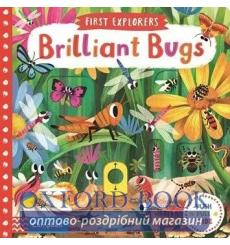 First Explorers: Brilliant Bugs Chorkung 9781509855131 купить Киев Украина