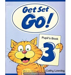 Get Set Go! 3: Pupil's Book