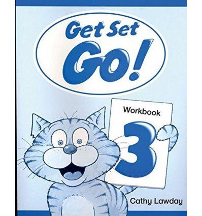 Get Set Go! 3: Workbook