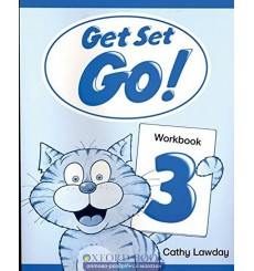 Get Set Go! 3: Workbook
