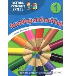 Oxford Primary Skills Reading and Writing 1 9780194674003 купить Киев Украина
