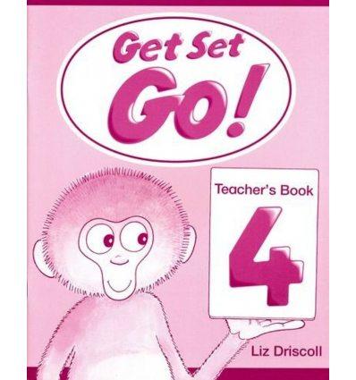Get Set Go! 4: Teacher's Book