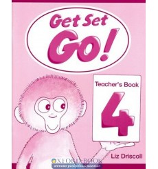 Get Set Go! 4: Teacher's Book