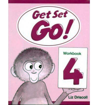 Get Set Go! 4: Workbook