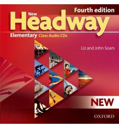 New Headway Elementary: Class Audio CDs (3)