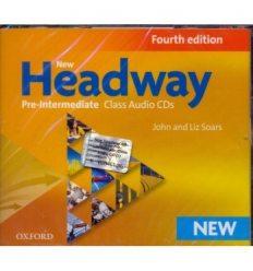 New Headway Pre-Intermediate: Class Audio CDs (3)
