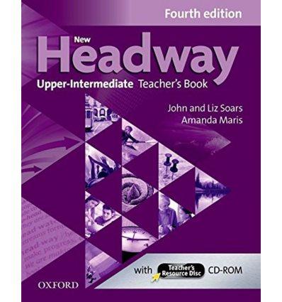New Headway Upper-Intermediate: Teacher's Book with Teacher's Resource CD-ROM