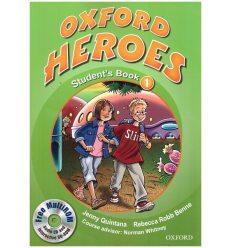 Учебник Oxford Heroes 1 Student Book Pack ISBN 9780194806008