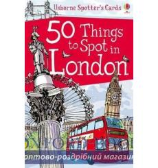 50 Things to Spot in London. Cards 9781409507970 купить Киев Украина