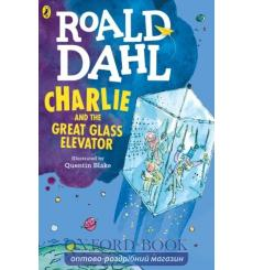 Книга Charlie and the Great Glass Elevator Dahl, R 9780141365381 купить Киев Украина