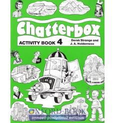 Chatterbox 4 Activity Book