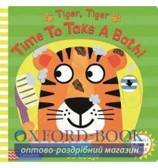 Книга Tiger, Tiger, Time to Take a Bath! Lodge, Jo 9781509842742 купить Киев Украина