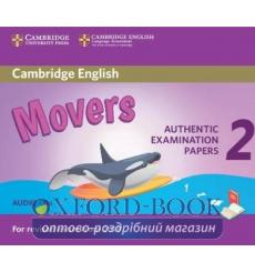Cambridge English YLE Movers 2 for Revised Exam 2018 Audio CDs ISBN 9781316636305 купить Киев Украина