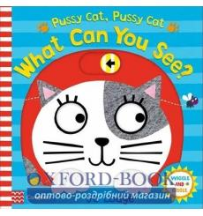 Pussy Cat, Pussy Cat, What Can You See? Lodge, Jo 9781509842735 купить Киев Украина