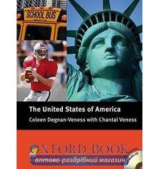 Macmillan Childrens Readers Pre-Intermediate The United States of America + Audio CD + extra exercises ISBN 9780230436411 куп...
