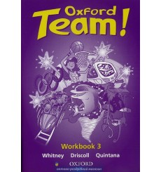 Oxford Team 3: Workbook