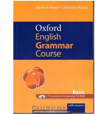 Oxford English Grammar course Basic with Answers CD-ROM Pack