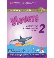 Учебник Cambridge English YLE Movers 2 for Revised Exam 2018 Students Book ISBN 9781316636244 купить Киев Украина