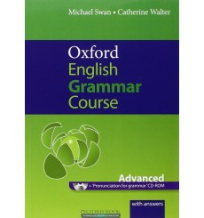 Oxford English Grammar course Advanced with Answers CD-ROM Pack