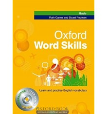 Книга Oxford Word Skills Basic ISBN 9780194620031