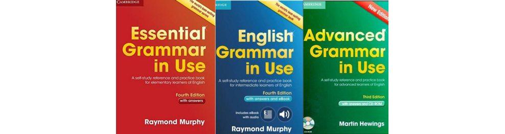 Grammar in use raymond murphy - учебник Мерфи