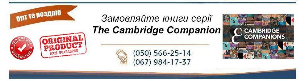 The Cambridge Companion