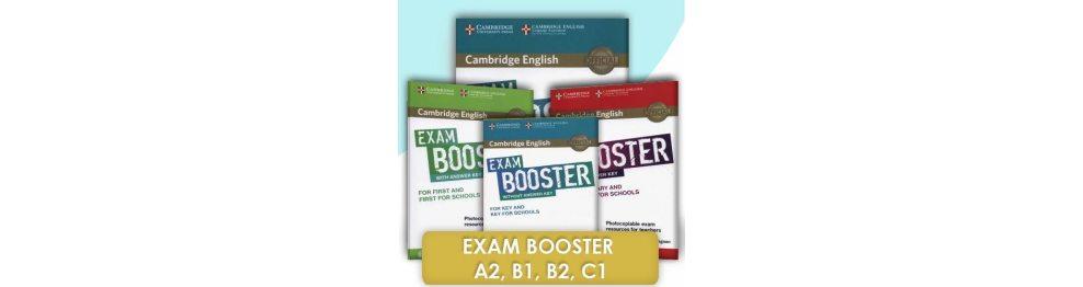 Exam Booster a2 b1 b2 c1