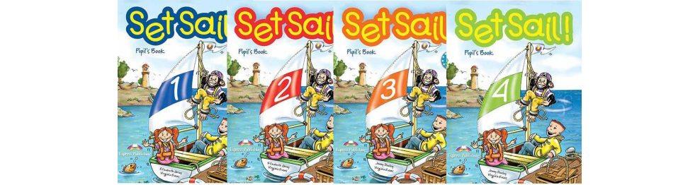 Учебники Set Sail
