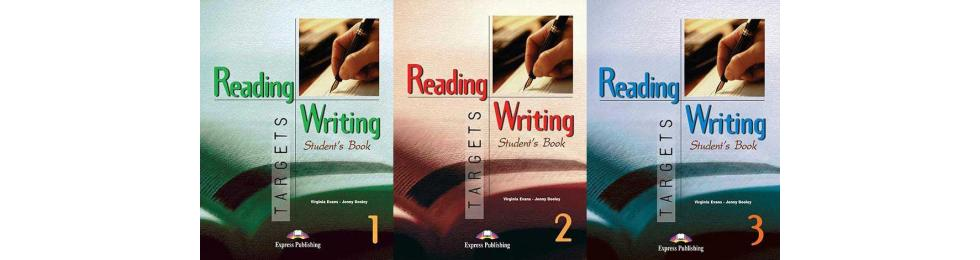 reading writing targets