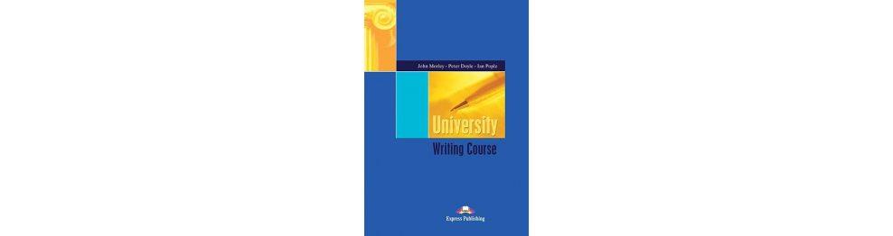 university writing course
