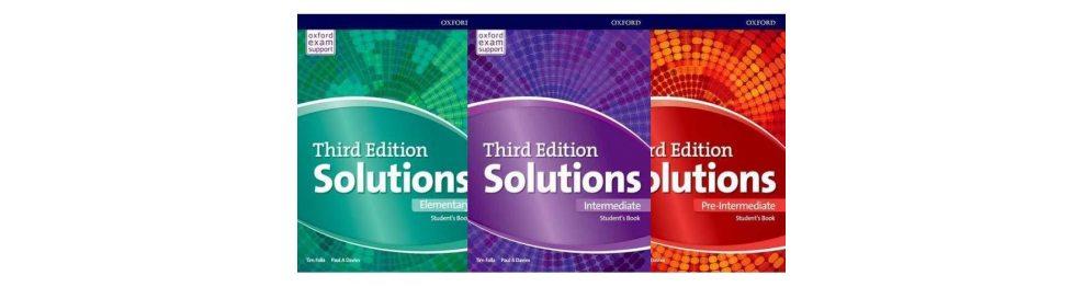 solutions third edition ukraine