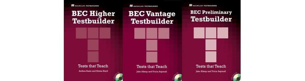 BEC Testbuilder