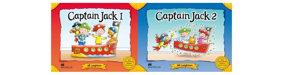 captain jack book