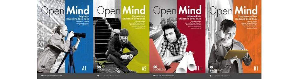 open mind british english