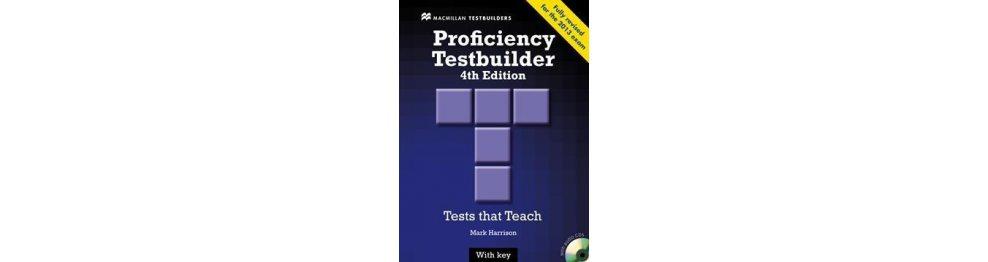 Testbuilders for Proficiency