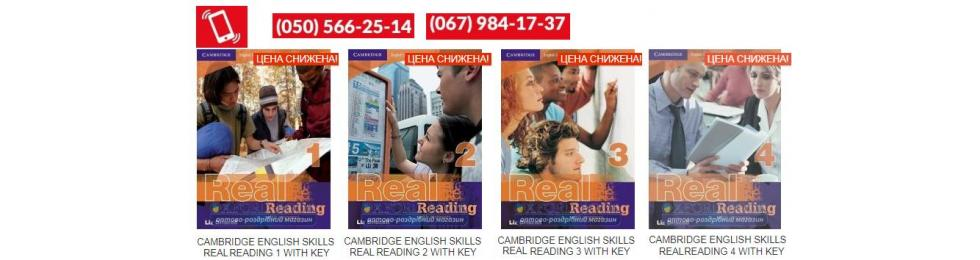 Cambridge English Skills Real Reading